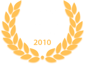 Highest growth partner ANZ 2010