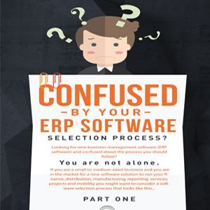 ERP Software Selection Process Part I