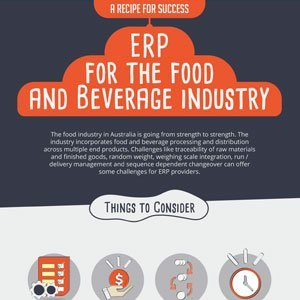 ERP Implementation for the Food Industry