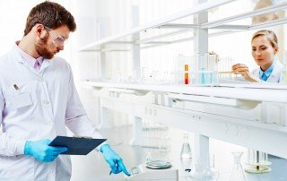 Business management solution for biotechnology businesses